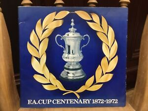 Esso FA Cup Centenary 1872-1972 Coin Set Complete Collection