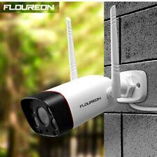 FLOUREON Wireless Outdoor 2MP 1080P CCTV Security Wifi IP Camera Night Vision