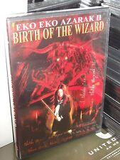 Eko Eko Azarak: Birth of The Wizard - Movie 2 (DVD) Shimako Sato, BRAND NEW!
