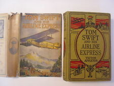 Tom Swift and His Airline Express, Victor Appleton, DJ