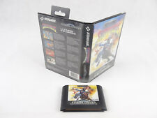 Sega Mega Drive Sunset Riders No Manual PAL