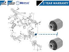 FOR VW GOLF MK5 V 1K 2004- REAR LOWER SUSPENSION ARM OUTER BUSH inc ESTATE PLUS