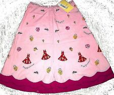 For Joseph Pink Dress and Heels A Line Skirt NWT Size 12