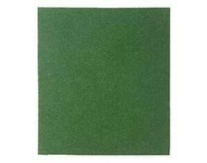 """SQUARE ~ Self Adhesive ~ GREEN ~ Felt Pad  For Lamp Bases, Vases, Etc.{6"""" or 8""""}"""