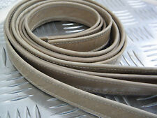 Leather Straps Belt Real Handicraft 39 3/8x1in Neckband (91)