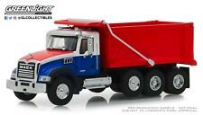 1:64 GreenLight *SD TRUCKS 6* Red White & Blue 2019 MACK Granite DUMP TRUCK NIP!