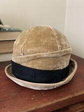 Vintage Antique 20s Cloche Hat