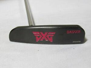 "Used RH PXG Dagger 34"" Putter"