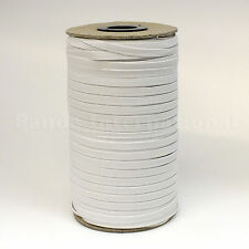 New Soft Elastic 0.25 inch, 1 Roll, 144 Yard/ro, White, Fast Shipping From US