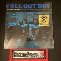 Fall Out Boy Take This To Your Grave FBR 25th Anniversary Silver Vinyl - IN HAND