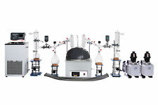 Lab1st 20l Short Path Distillation Set Up With Chiller Pump Ship From Us