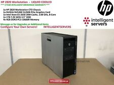 HP Z820 Workstation, 1x Xeon E5-2650 2.00GHz, 16GB DDR3, 1TB HDD, Quadro NVS300