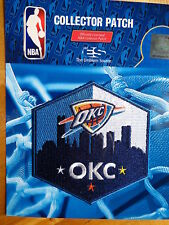 "Official Licensed NBA Oklahoma City Thunder ""Hometown"" Fan Iron or Sew On Patch"