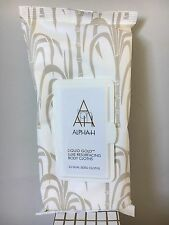 Alpha H Liquid Gold Luxe Resurfacing Body Cloths - **25 Dual Sided Cloths** - XL
