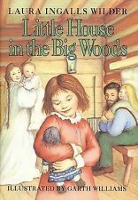 Little House in the Big Woods (Little House)-ExLibrary