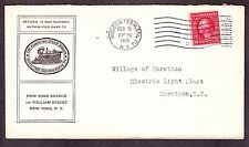 Hartford Steam Boiler Inspection and Insurance Company Advertising Cover (-228)