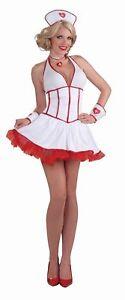 Intensive Care Sexy Nurse Adult Costume MD/LG