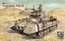 AFV CLUB BRITISH TANK VALENTINE MK II Scala 1:35 Cod.35185