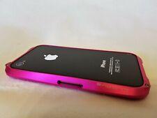 Apple iPhone 4S  hülle Etui  СLEAVE Japan Design  Metall Alu Bumper PINK NEU