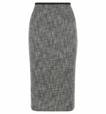 Hobbs Jamila Black Ivory Skirt. Various Sizes. RRP £110. NEW WITH TAGS.