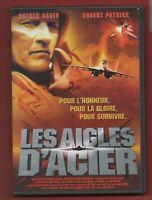 DVD - Le Aquile Acciaio Con Rutger E Robert Patrick