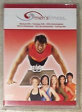 Men's Fitness (DVD) - Region 4 - New and Sealed