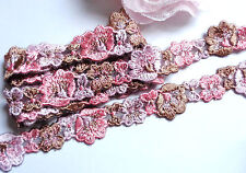 3/4 inch wide  embroidery lace trim  selling by yard