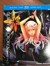 Guilty Crown: Complete Series, Part 2 (Blu-ray/DVD Combo) DVD, Emily Neves, Moni