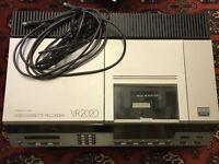 Philips Vintage VR2020 Video Cassette Recorder