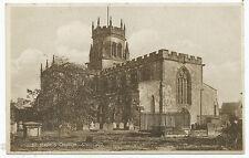 St. Mary´s Church, Stafford
