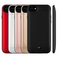 20000mAh For iPhone 6 7 8 External Battery Power Case Bank Charger Backup Cover