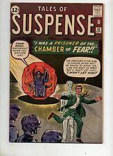 Tales of Suspense #33 HIGH GRADE VF 8.0! 1ST HULK X-OVER 1962! KIRBY & DITKO ART