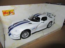 379F Maisto 31945 Dodge Viper GT2 Special Edition 1:24