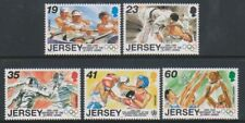Jersey - 1996, Du Sport Anniversaires, Olympiques Ensemble - MNH - Sg 746/50