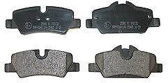 For Mini F55 F56 F57 Diesel & Petrol Models 14-21 Rear Brake Pads