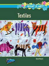 What are Textiles? (What Is Art?),Hosack, Karen,New Book mon0000056312
