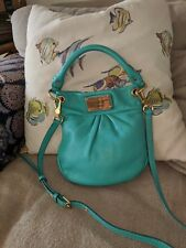 Marc By Marc Jacobs Mini Hillier Hobo Teal/Turquoise