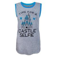 Walt Disney World Time for a Castle Selfie Tank Tee Tshirt