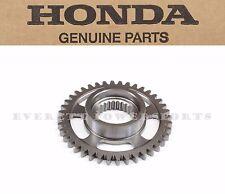 Genuine Honda Balancer Drive Gear 05-15 CRF450 X,  06-15 TRX450ER TRX450 R #D08
