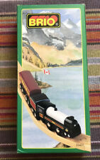 33431 Brio Wooden Canadian Pacific! Train of the World Series! Thomas! NEW