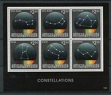 Antigua & Barbuda 2013 neuf sans charnière Constellations Ursa Major Orion 6 V M/S Espace timbres