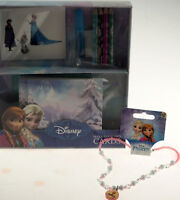 Disney Frozen 2 Piece Gift Set - Make Your Own Cards / Necklace