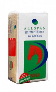 AllspanGermanHorse Super 24 kg Granulat (Vorher TierWohl Super) im Versandkarton