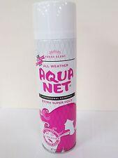 Aqua Net Extra Super Hold Hair Spray, Fresh Scent - 11 oz