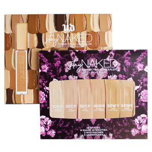 Urban Decay Stay Naked Correcting Concealer 10NN/12CP/30CP/40NN/50WY/50NN SAMPLE