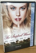 THE STEPFORD WIVES (DVD, 2004) WIDESCREEN SPECIAL COLLECTOR'S EDITION ~ Region 1