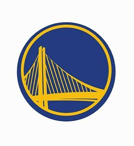 Golden State Warriors NBA Basketball Color Sports Decal Sticker-Free Shipping