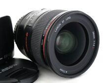 Canon EF 24mm 1.4 L II USM Mark 2 Objektiv Vollformat Gewährleistung 1 Jahr