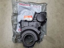 NEW GENUINE HONDA CIVIC LOWER TIMING COVER & SEAL D17 2001-2005 11811-PLC-000