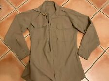 WW2-Korean era Wool Enlistedman's shirt